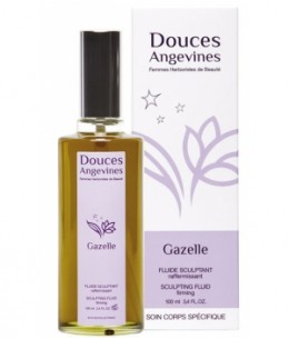 Les Douces Angevines - Fluide sculptant raffermissant Gazelle - 100 ml