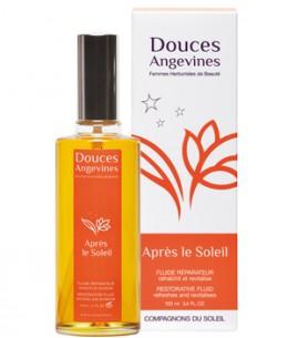 Les Douces Angevines - L'Après Soleil fluide réparateur visage et corps - 100 ml