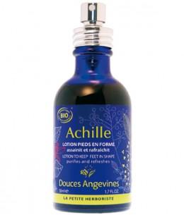 Les Douces Angevines - Lotion d'Achille Pieds en forme assainit et rafraîchit - 50 ml