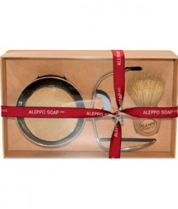 Tade - Coffret du Barbier Aleppo Soap