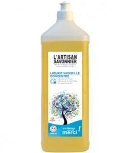 L'Artisan Savonnier Entretien - Liquide Vaisselle Concentré au Calendula - 500 ml