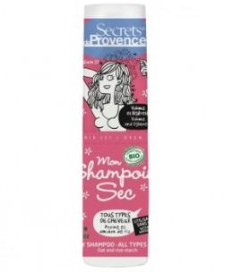 Secrets De Provence - Mon shampoing sec tous cheveux - 38 ml