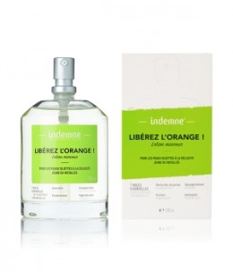 Indemne - Libérez l'orange ! Lotion minceur - 100 ml