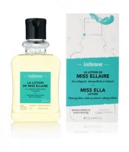 Indemne - Lotion Miss Ellaire Eau nettoyante démaquillante et calmante - 260 ml