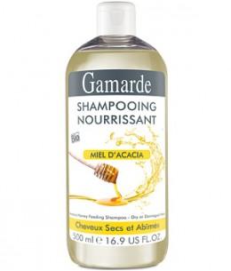 Gamarde - Shampooing Nourrissant Cheveux secs Miel d'Acacia - 500 ml