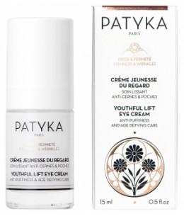 Patyka  - Crème jeunesse du regard - 15 ml