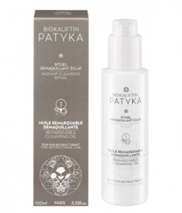 Patyka  - Huile Remarquable Démaquillante Soin Pur Restructurant - 100 ml