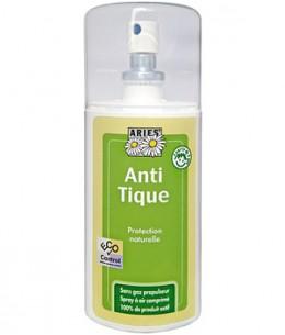 Aries - Spray anti tiques répulsif naturel - 100 ml