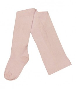 Popolini - Collants iobio coton biologique 50/56 Rose