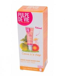 Pulpe De Vie - Comme à la plage autobronzant et hydratant visage Coing Carotte - 30 ml