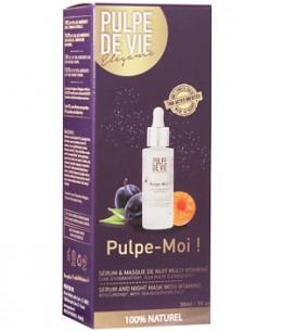 Pulpe De Vie - Pulpe Moi sérum et masque de nuit visage Multivitaminé Pulpe d'Argousier - 30 ml