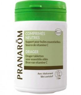 Pranarôm - 30 comprimés support pour huiles essentielles