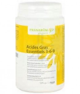 Pranarôm - Acide gras essentiels 3 6 9 - 120 capsules