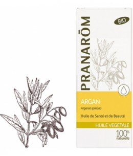Pranarôm - Argan bio Flacon - 50 ml