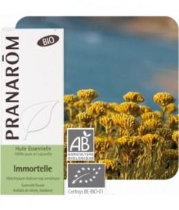 Pranarôm - Hélichryse Immortelle Bio Flacon compte gouttes - 5 ml