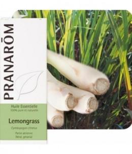 Pranarôm - Lemongrass Flacon compte gouttes - 10 ml