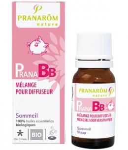 Pranarôm - Mélange pour diffuseur SpheraBB PRANABB Sommeil - 10 ml