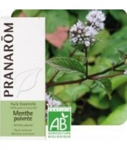 Pranarôm - Menthe poivrée Bio Flacon compte gouttes - 10 ml