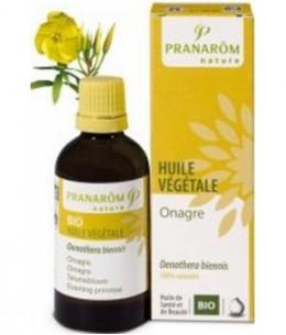 Pranarôm - Onagre Flacon verre - 50 ml