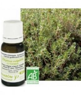 Pranarôm - Thym thymol Bio Flacon compte gouttes - 5 ml