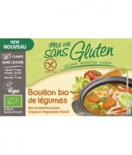 Ma Vie Sans Gluten - Bouillon de Légumes - 72 gr