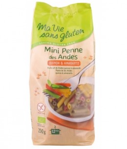 Ma Vie Sans Gluten - Mini Penne des Andes sans gluten - 250 gr