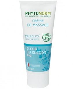 Phytonorm - Crème de massage Elixir du suédois détente, relaxation des muscles - 50 ml