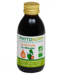 Phytonorm - Potion du dragon Tonus Vitalité - 150 ml