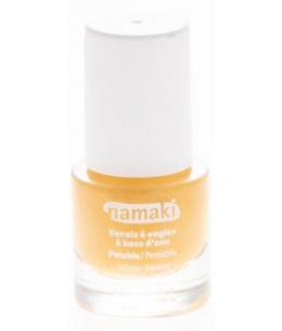 Namaki - Vernis à ongles pour enfants base eau 01 Or - 7,5 ml