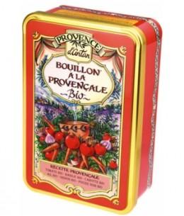 Provence D Antan - Bouillon de légumes Provençal bio coffret - 54 gr