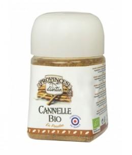 Provence D Antan - Cannelle bio poudre pot végétal biodégradable - 20 gr