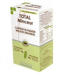 Nutrigee - Total minceur 30 comprimés bi couche