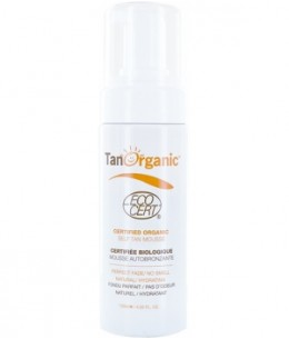 Tanorganic - Mousse Autobronzante - 120 ml