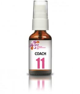 Les Sens Des Fleurs - Complexe 11 COACH Fleurs de Bach spray  - 20 ml
