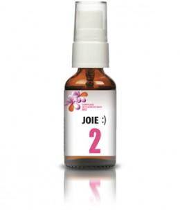 Les Sens Des Fleurs - Complexe 2 TRISTESSE Fleurs de Bach spray - 20 ml