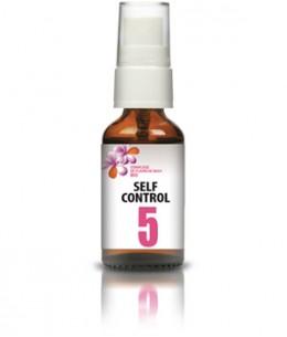 Les Sens Des Fleurs - Complexe 5 COLERE Fleurs de Bach spray - 20 ml