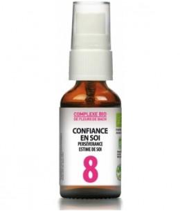 Les Sens Des Fleurs - Complexe 8 CONFIANCE Fleurs de Bach spray - 20 ml