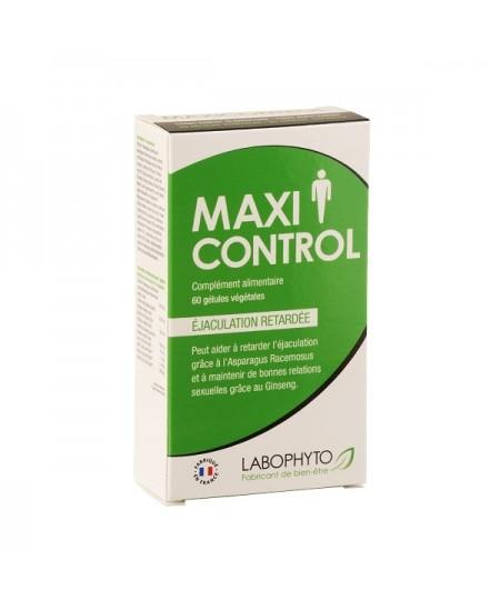 Labophyto - MaxiControl éjaculation retardée - 60 gélules