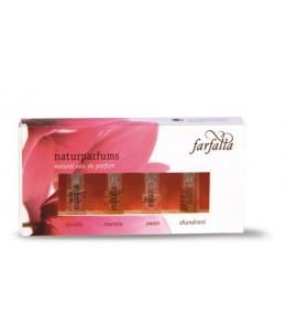 Farfalla - Coffret Miniatures de Parfum à la Rose