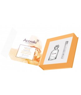 Acorelle - Coffret Parfum Fleur de Vanille bio