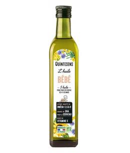 Quintesens - L'huile Bio des Bébés (4 à 36 mois) - 250 ml