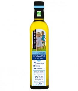 Quintesens - L'huile Bio des Enfants (3 à 9 ans) - 250 ml