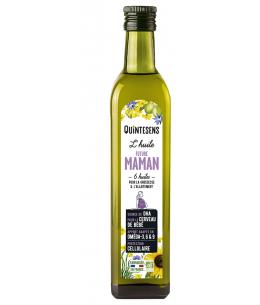 Quintesens - L'huile Bio des Futures Mamans - 500 ml