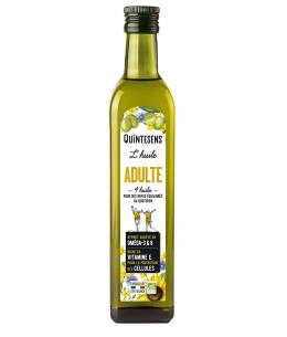 Quintesens - L'huile Bio des Jeunes et Actifs - 50 ml