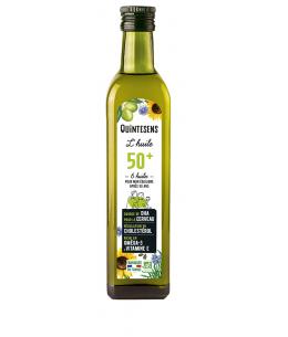 Quintesens - L'huile Bio des Seniors (50ans) - 500 ml