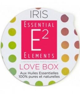 Essential Elements - Love Box sensuality Capsules recharges pour diffuseur IRIS aux 24 Huiles