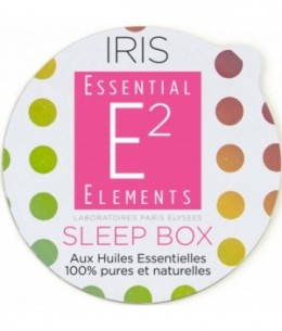 Essential Elements - Sleep Box Aroma Box Capsules recharges pour diffuseur IRIS aux 21 Huiles