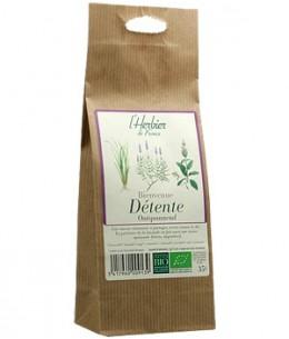 Herbier De France - Bienvenue Détente infusion sachet - 35 gr