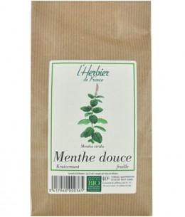 Herbier De France - Menthe Douce Feuilles - 40 gr