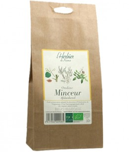 Herbier De France - Ondine infusion Elimination sachet - 35 gr